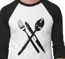 eats Men's Baseball ¾ T-Shirt