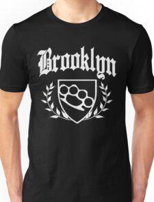 Brooklyn Knuckle Crest (Vintage Distressed) Unisex T-Shirt