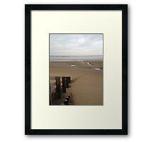 UK - Burnham on Sea Framed Print