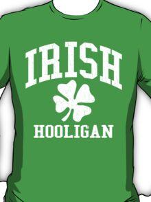 IRISH Hooligan (Vintage Distressed Design) T-Shirt