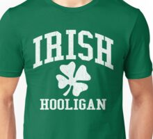 IRISH Hooligan (Vintage Distressed Design) Unisex T-Shirt