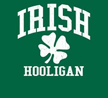 IRISH Hooligan (Vintage Distressed Design) Unisex T-Shirt
