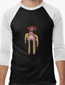 Alien Rag Doll Men's Baseball ¾ T-Shirt