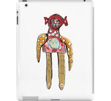 Alien Rag Doll iPad Case/Skin