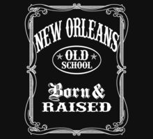 New Orleans Old School  by robotface