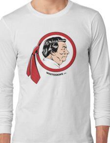 WhiteskinsOrg Logo Shirt (Light) Long Sleeve T-Shirt