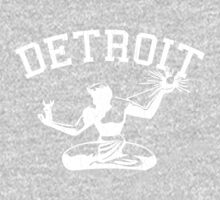 Spirit of Detroit (Vintage Distressed Design) Kids Tee