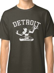 Spirit of Detroit (Vintage Distressed Design) Classic T-Shirt