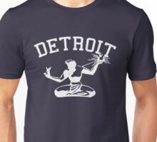 Spirit of Detroit (Vintage Distressed Design) Unisex T-Shirt