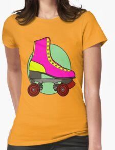 Retro Skate - Pink T-Shirt