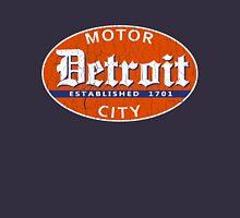 Vintage Detroit (Distressed Design) Unisex T-Shirt