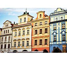 Prague Neighborhood Photographic Print