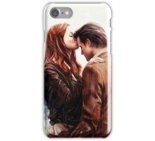 The Doctor and Amy iPhone Case/Skin