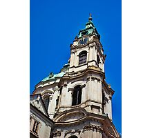 Czech Tower Photographic Print