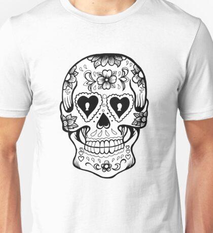 The Smiling Skull Unisex T-Shirt