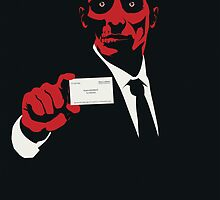 American Psycho: There Is An Idea of a Patrick Bateman by markitzero