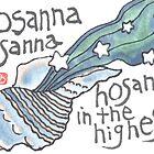 Hosanna (Conch shell) by dosankodebbie