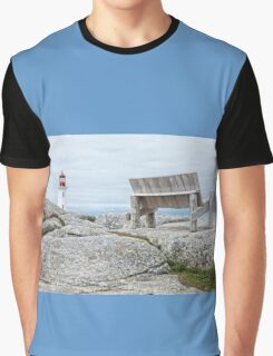 Peggy's Cove Graphic T-Shirt