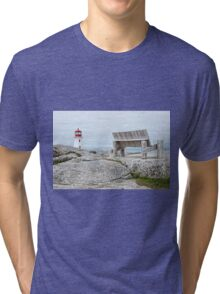 Peggy's Cove Tri-blend T-Shirt