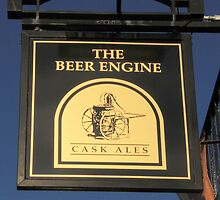 The beer engine by tbailey