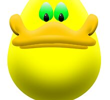 Rubber Duck by kwg2200