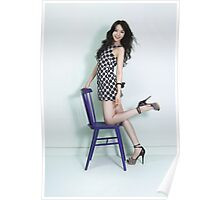 Girl's Day Minah Poster