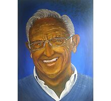Don Burrows - our National Living Legend Photographic Print
