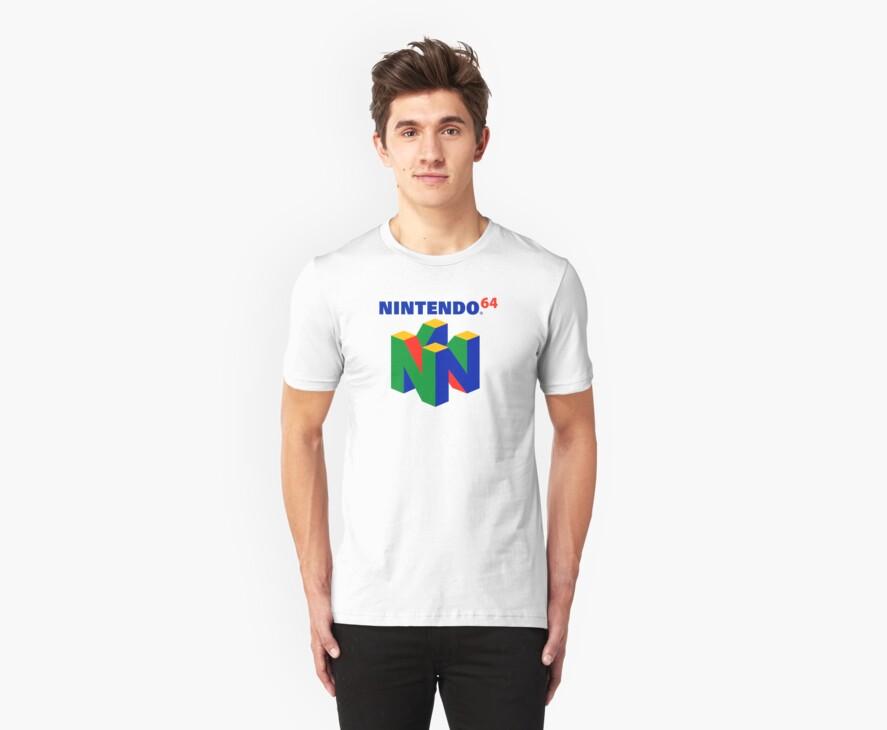 Nintendo 64 by Hyruler