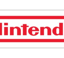 Nintendo Sticker