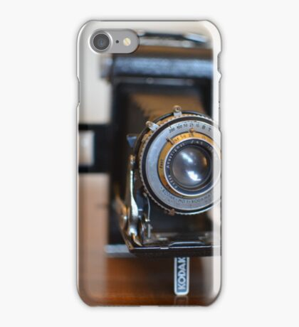 Kodak No. 1 Kodamatic iPhone Case/Skin