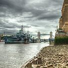 Towering over the Navy by Flossy13