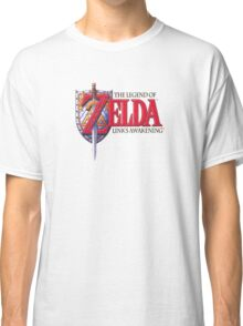 Zelda Link's Awakening Classic T-Shirt