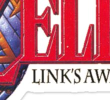 Zelda Link's Awakening Sticker
