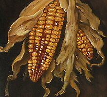 His Majesty - Corn by dusanvukovic