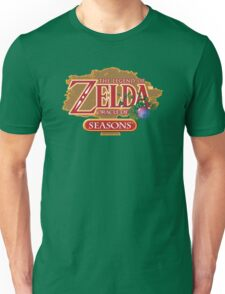 Zelda Oracle of Seasons Unisex T-Shirt