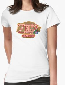 Zelda Oracle of Seasons Womens Fitted T-Shirt