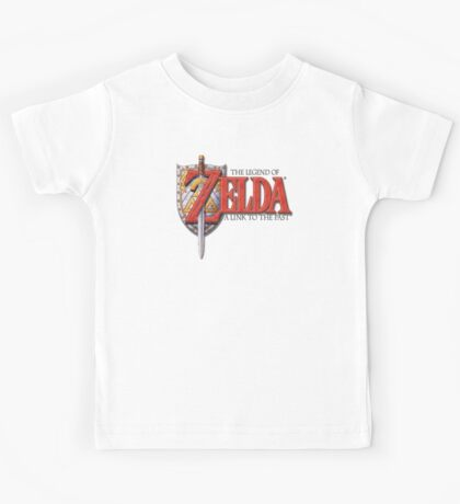 Zelda A Link to the Past Kids Tee