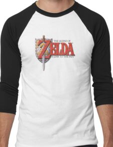 Zelda A Link to the Past Men's Baseball ¾ T-Shirt