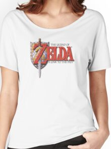 Zelda A Link to the Past Women's Relaxed Fit T-Shirt