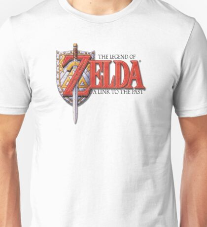Zelda A Link to the Past Unisex T-Shirt