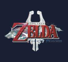 Zelda Twilight Princess One Piece - Short Sleeve
