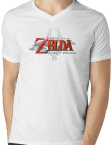 Zelda Twilight Princess Mens V-Neck T-Shirt
