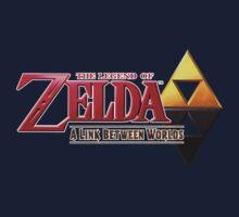 Zelda A Link Between Worlds Kids Tee