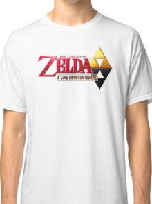 Zelda A Link Between Worlds Classic T-Shirt
