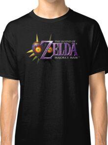 Zelda Majora's Mask Classic T-Shirt