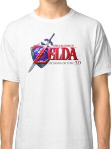 Zelda Ocarina of Time Classic T-Shirt