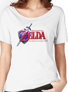 Zelda Ocarina of Time Women's Relaxed Fit T-Shirt