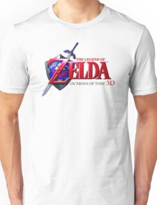 Zelda Ocarina of Time Unisex T-Shirt