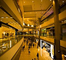 Malls at Hong Kong by vishwadeep  anshu