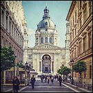 St. Stephen's Basilica by Janko Dragovic
